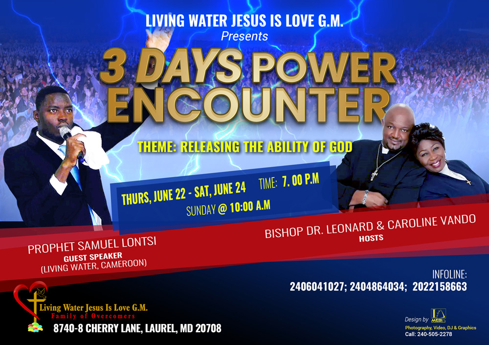 3 Days Power Encounter